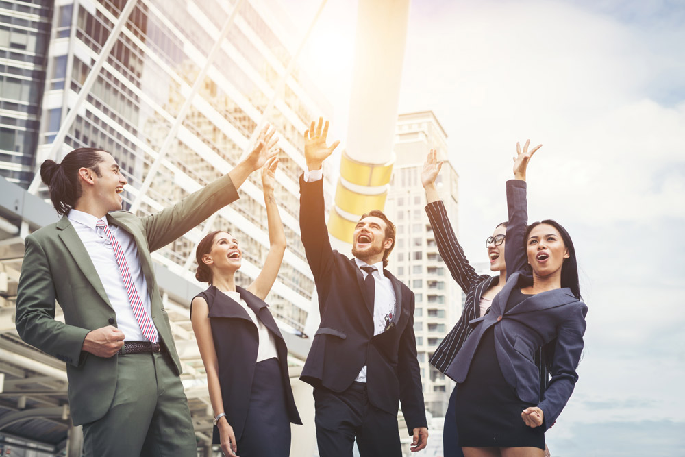 MBA felicidad organizacional