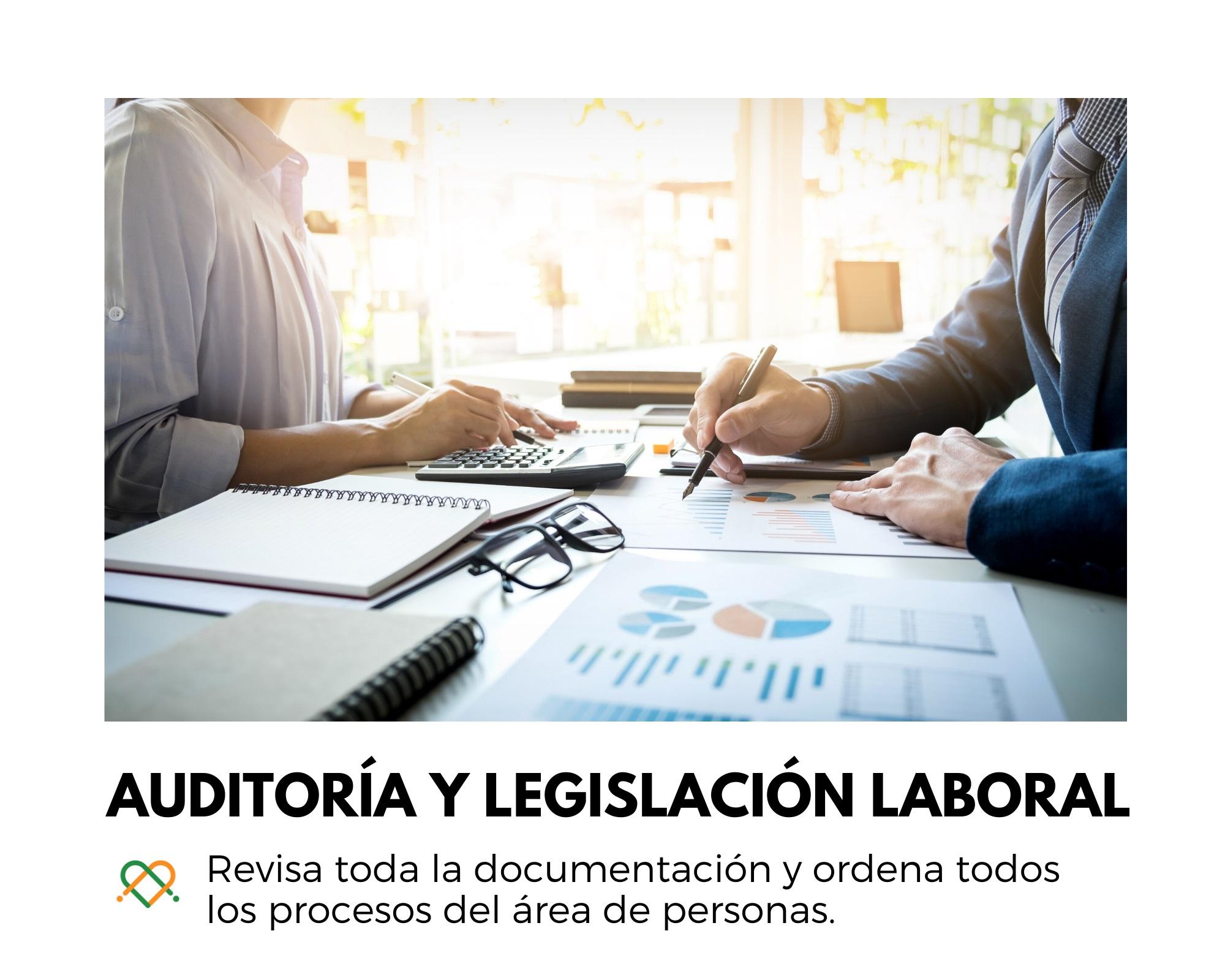 Auditoria y Legislación Laboral